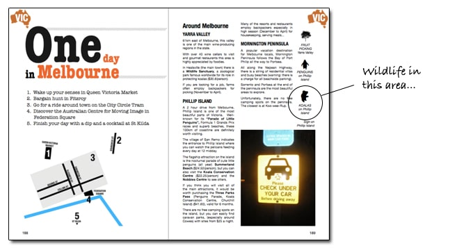 15_Melbourne_ebook Australian Backpackers Guide