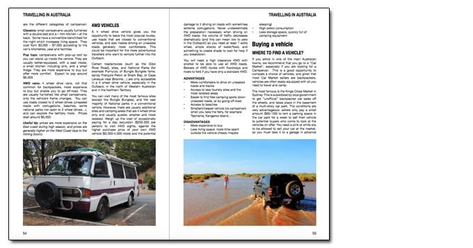 7_buying a car_ebook Australian Backpackers Guide