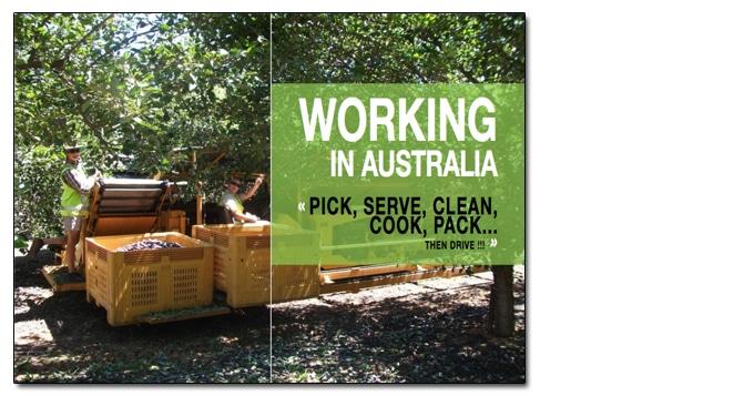 8_working in Australia_ebook Australian Backpackers Guide