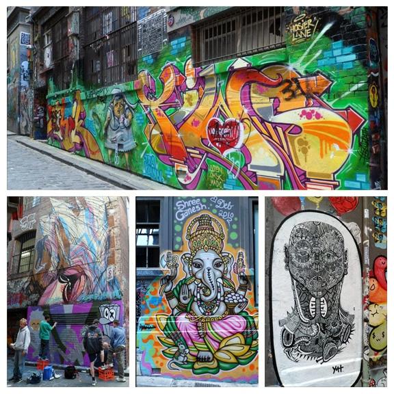 Melbourne Street Art 1