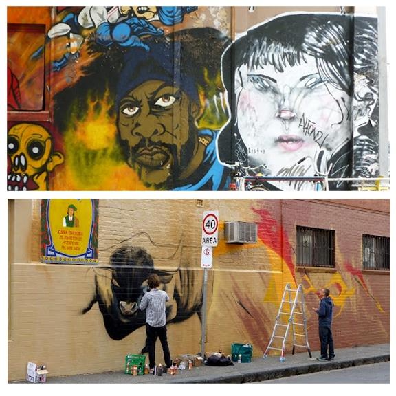 Melbourne Street Art 3