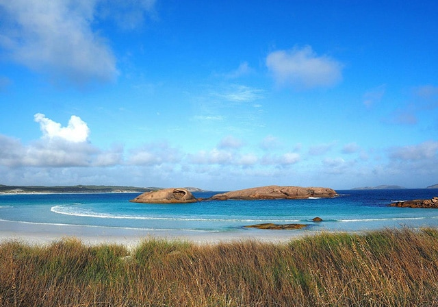 Strände in Australien Twilight Beach