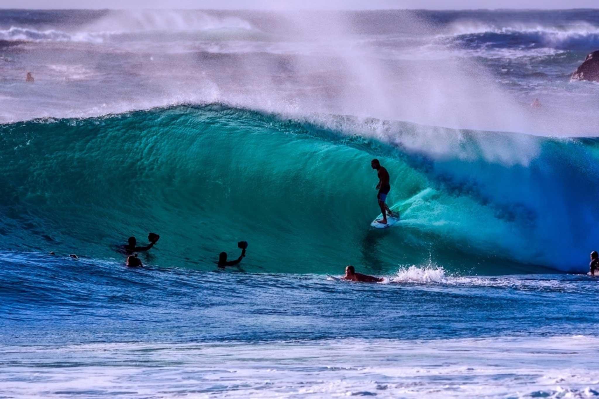 Surf Regeln 4