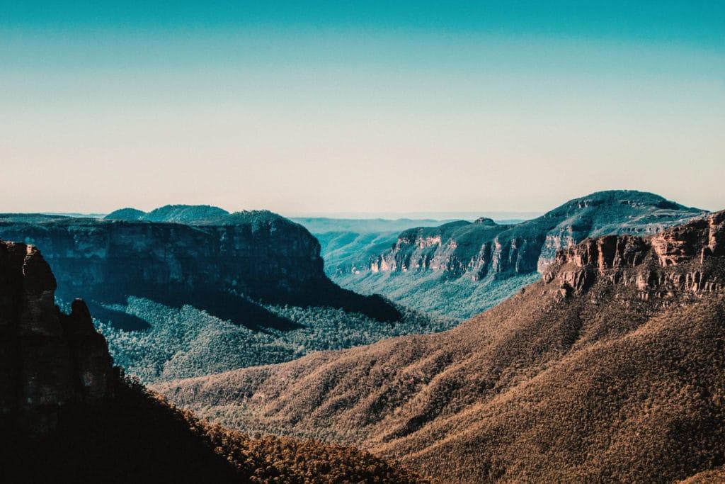 Wohnmobil mieten in sydney blue mountains