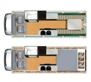 wohnmobil modelle 2-sitzer 2
