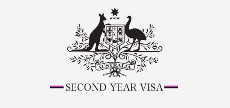 Second Year Visa beantragen – So geht's