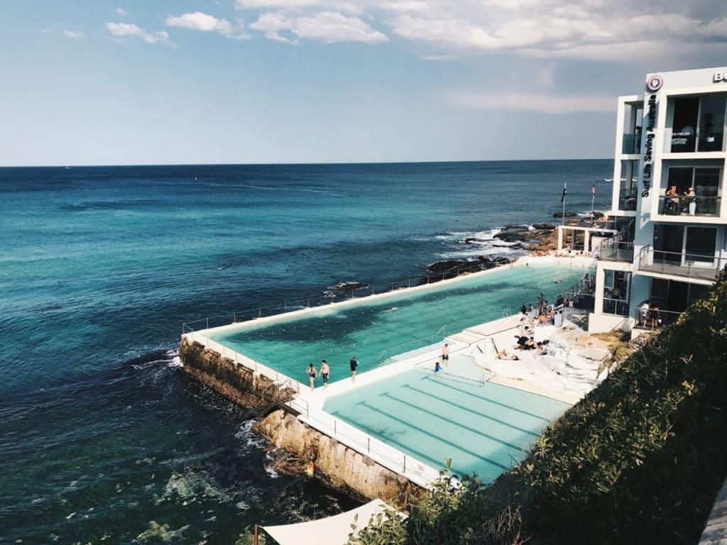 icebergs bondi beach Sydney Sehenswürdigkeiten