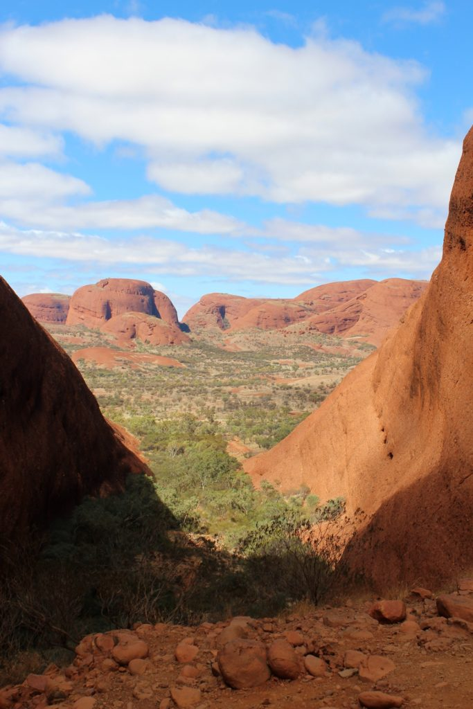 Valley of the Winds Kata Tjuta