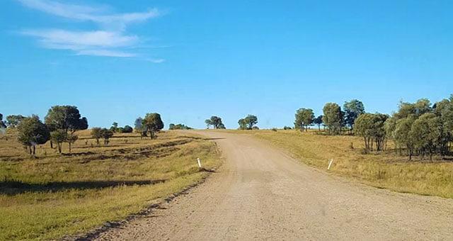 Rinderfarm in Australien