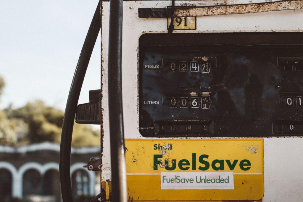 Benzin roadtrip kosten