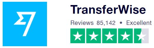 TransferWise reviews